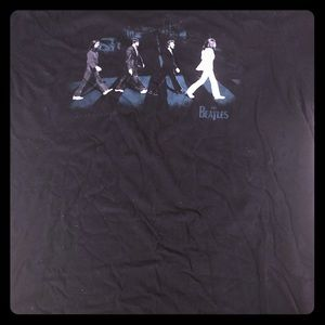 Other - The Beatles vintage style T-shirt